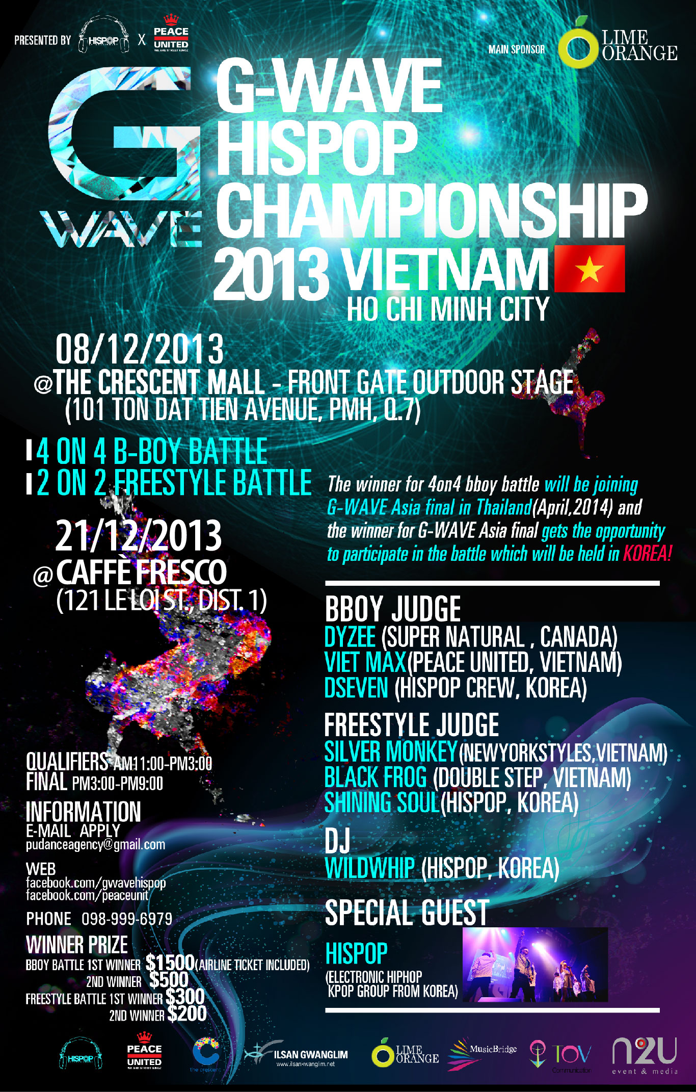 G-wave hispop battle in vietnamFB